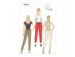 Patron de pantalon - Vogue 8909