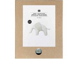 Set de couture doudou éléphant
