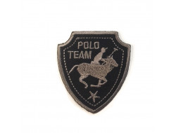 Écusson thermocollant - Polo Team