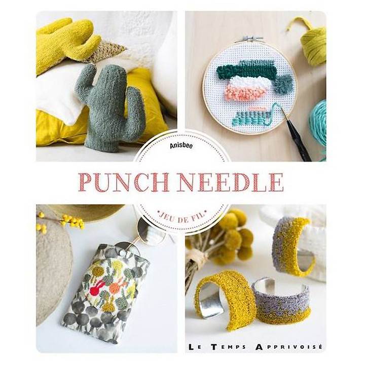 créations Punch Needle