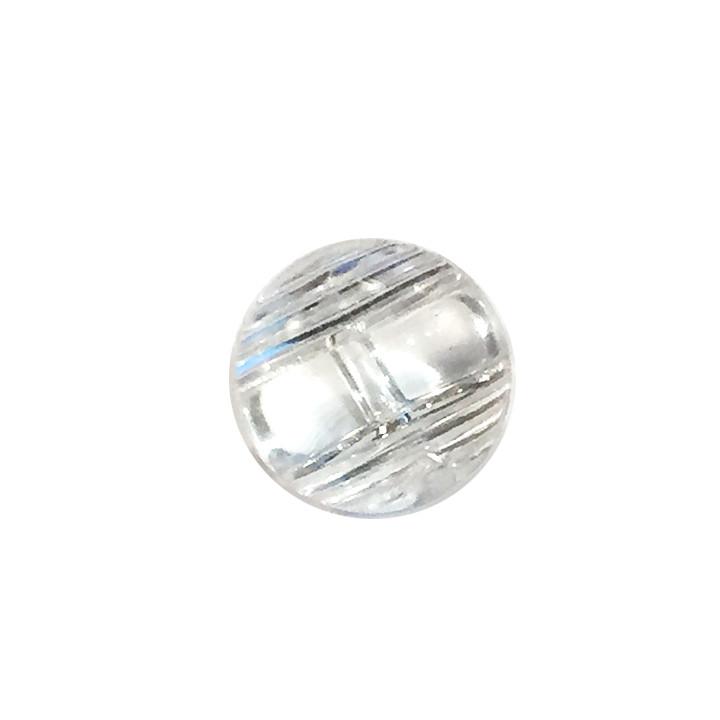 Bouton transparent - 18 mm