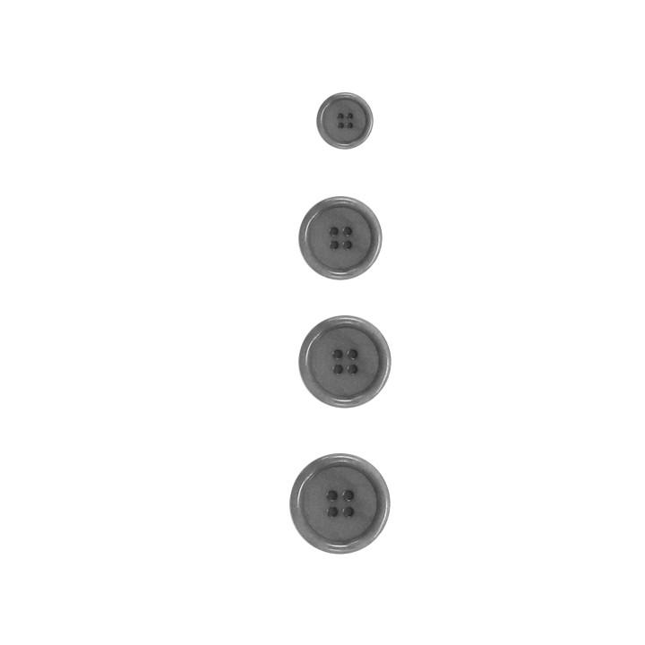 Boutons classiques - Gris