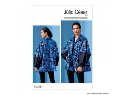 Patron de veste - Vogue 9368