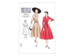 Robe vintage - Vogue 2401