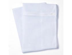 Filet à linge blanc 20 x 25 cm