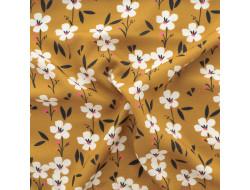 Tissu rayonne fleuri - Dashwood