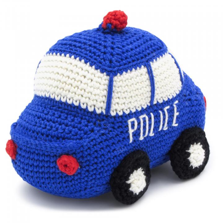 Kit crochet HardiCraft - voiture de police