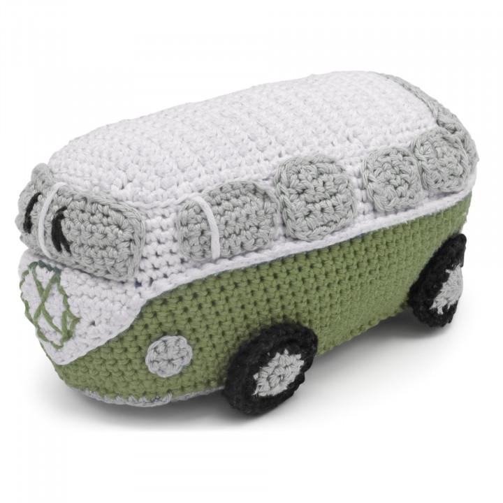 Kit crochet HardiCraft - van rétro vert