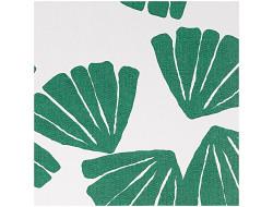 Tissu canvas grosses feuilles - Rico Design