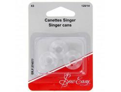Canettes pour machine à coudre Singer