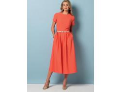 Patron de robe - Vogue 9075