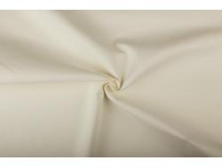 Tissu Canvas uni Écru beige