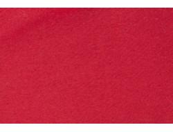 Tissu micro satin de luxe rouge