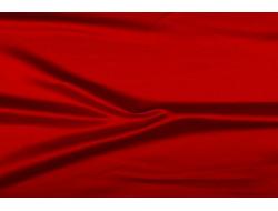 Tissu satin duchesse rouge