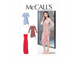 Patron robes femme McCall's M7833