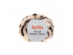 Polar Animal Print Katia - 100% Polyester
