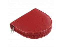Trousse de couture garnie - rouge