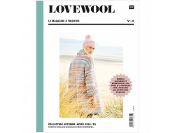 Catalogue Lovewool n°9 - Rico