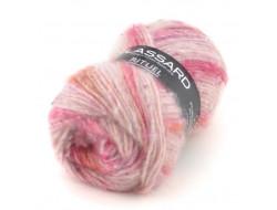 Rituel Plassard - 27% laine, 10% alpaga, 10% soie, 51% acrylique, 2% viscose