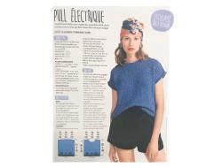 Pull électrique - Mode&Travaux