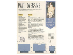 Pull Oversize - Mode & Travaux