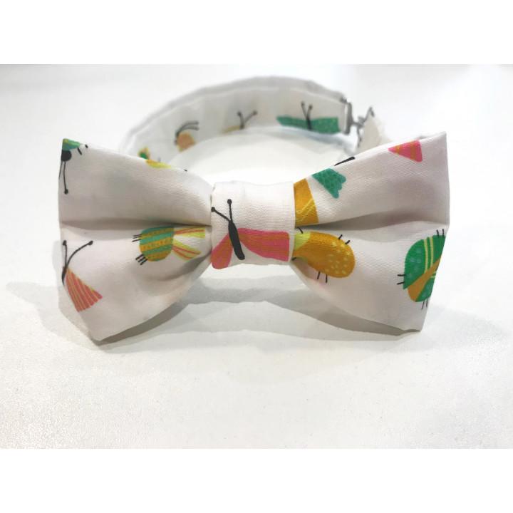 Nœud Papillon insectes - Fait Main