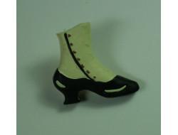 Bouton chaussure