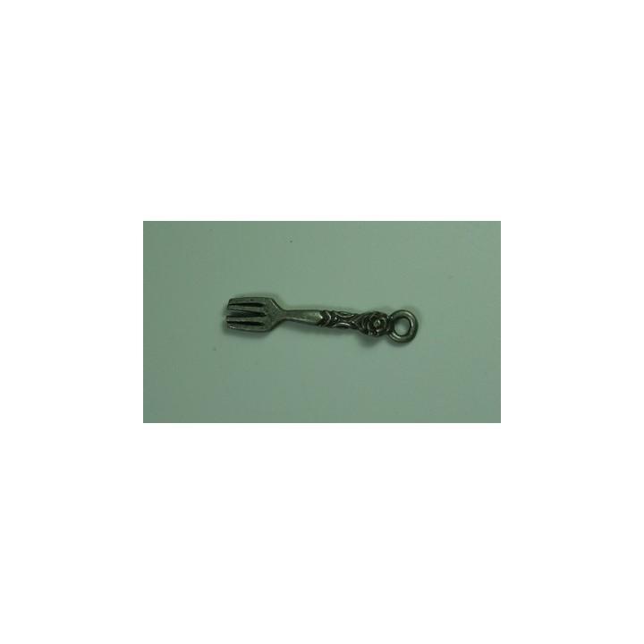 Pendentif fourchette