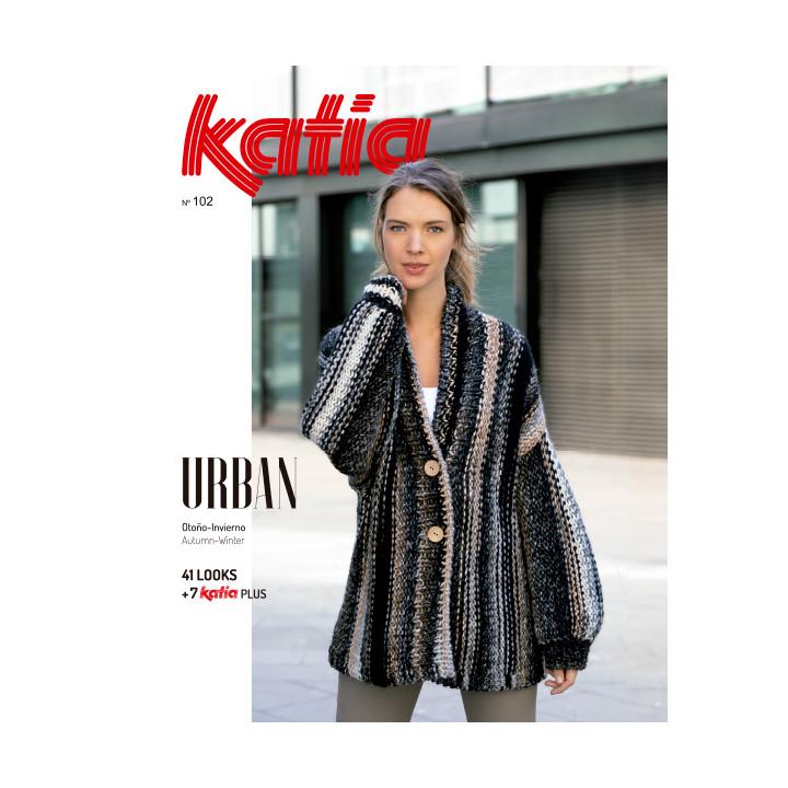 Catalogue Katia n°102 - Urban femme