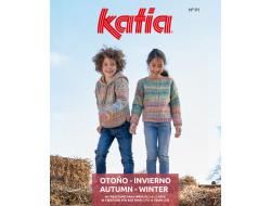 Magazine laine Katia N°91 - Enfants