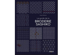Le guide de la broderie Sashiko Susan Briscoe