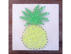 Kit stringart Ananas