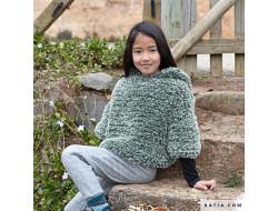 Modèle Pull enfant - Polar Katia