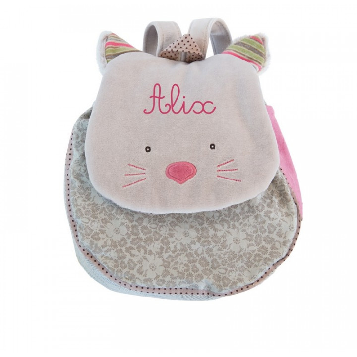 Sac à dos Chamalo Les Pachats - Moulin Roty