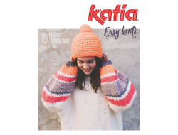 Catalogue Katia n°8 - Easy Knits