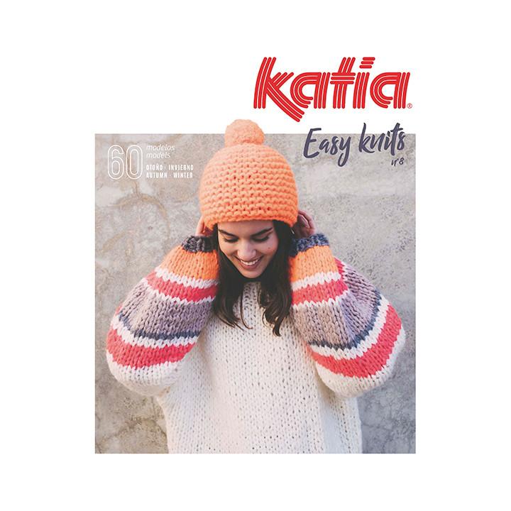 Catalogue Katia n°8 - Easy Knits