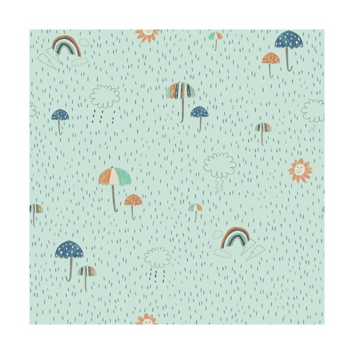 Tissu imperméable Rain - Katia Fabrics