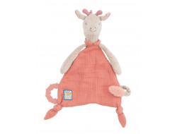 Doudou plat Bibiscus - Moulin Roty