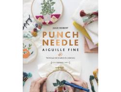 Punch Needle aiguille fine - Julie Robert