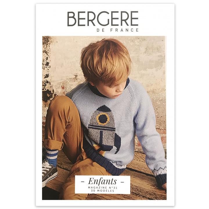 Catalogue enfant n°31 - Bergère de France