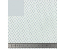 Tissu filet Mesh fabric - gris