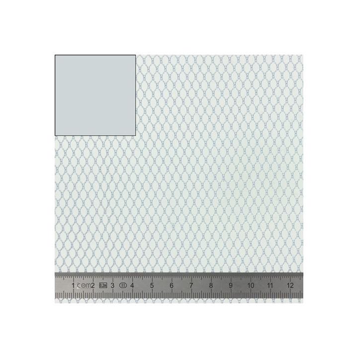 Tissu filet Mesh fabric - gris