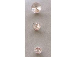Bouton strass 8, 11, 14 mm