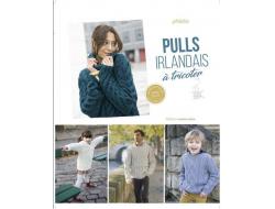 Pull irlandais à tricoter pour toute la famille