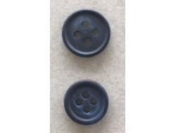 Bouton marine foncé 11 et 12 mm