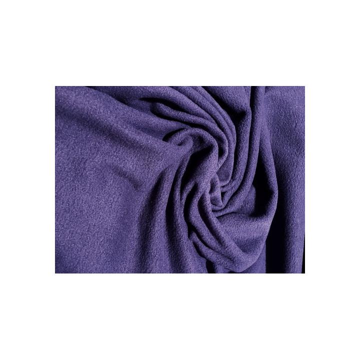 Tissu polaire marine