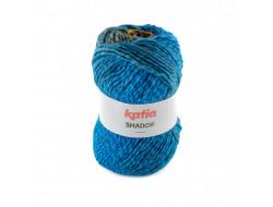Fil Shadow 80%Acrylique 25%laine - Katia
