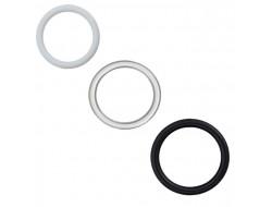 Anneaux de soutien gorge 8 et 10 mm
