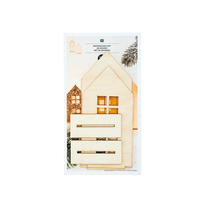Décoration maisons en bois