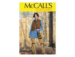 Patron costume femme McCall's M8018